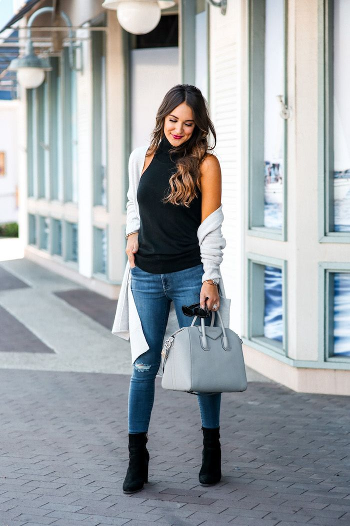 41 Captivating Fall Outfits Ideas To Copy Asap | Ropa de