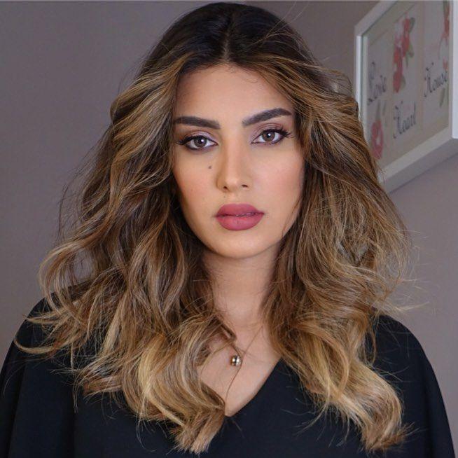 Bashayer Alshaibani Beautiful Hair Beauty Beauty Women
