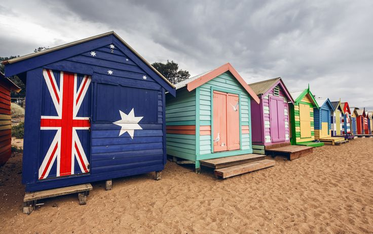 Brighton Bay Melbourne Australia