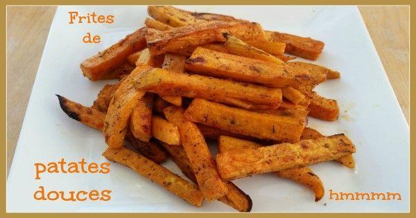 Frites de patates douces - meilleur option 21day fix - Rester en forme avec Sandra - Beachbody francais