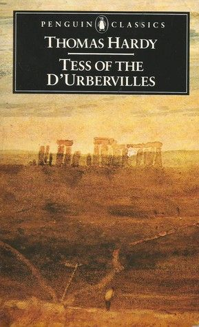 """Tess of the d'Urbervilles"" by Thomas Hardy"