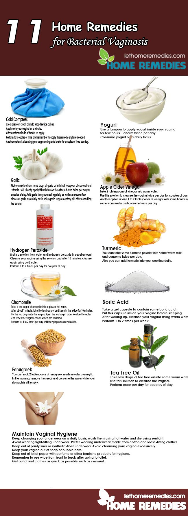 Home Remedies For Bv That Work