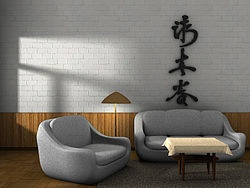 1000 images about 3d wandtattoos on pinterest beach bars wands and 3d logo. Black Bedroom Furniture Sets. Home Design Ideas