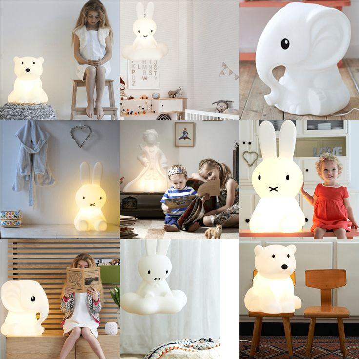 Der tid til de (indendørs) lyse timer. Se de nye, søde lamper på webshoppen.
