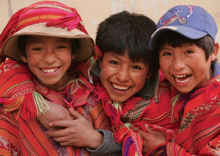 Resultado de imagen para niños peruanos