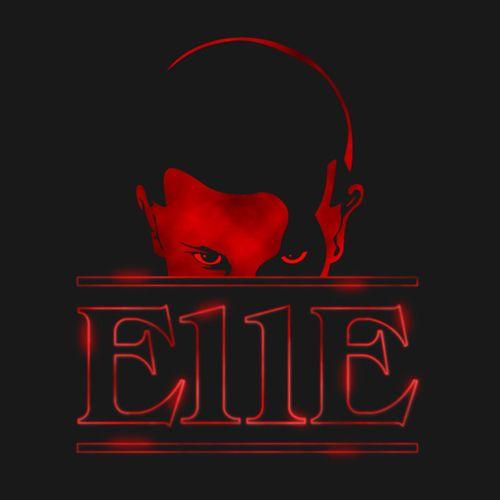 Stranger Things Eleven T-Shirt Netflix TV Show