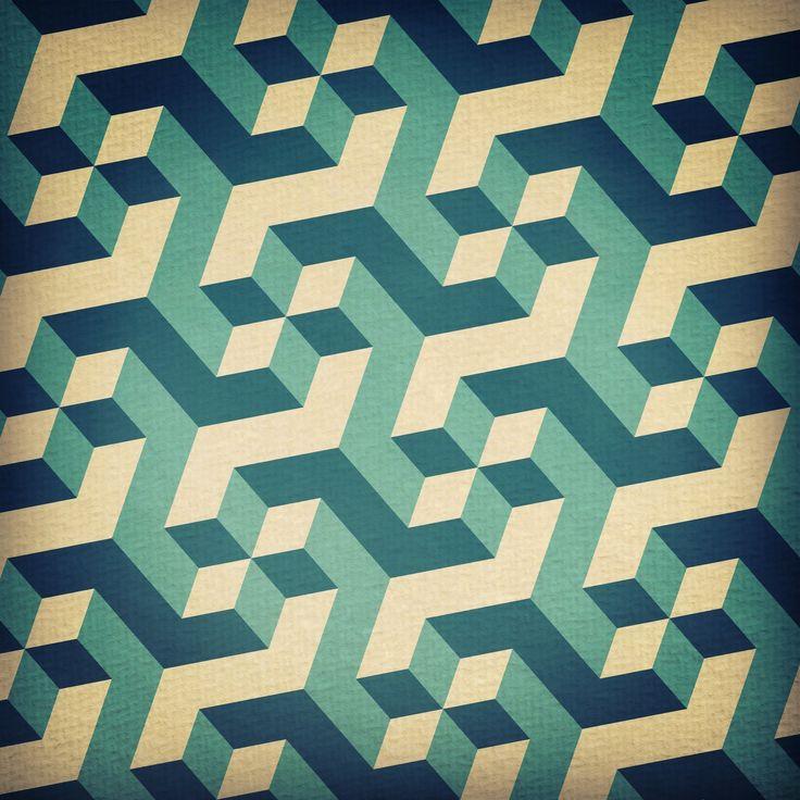 ZBERT pattern, design by Fredrik Skyllbäck