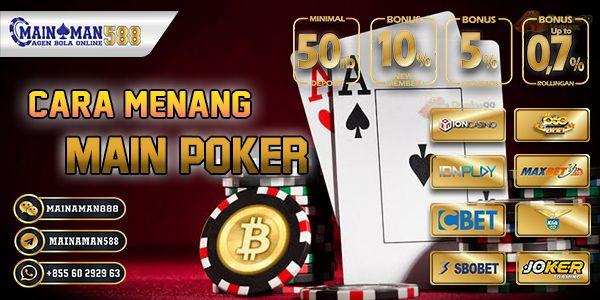 Cara Menang Main Poker Online Poker Online Cara