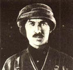Çerkes Ethem or Ethem the Circassian (1886–1948) was a Turkish militia leader of Circassian origin who initially gained fame for fighting against the Allied powers invading Anatolia in the aftermath of World War I and afterwards during the Turkish War of Independence.