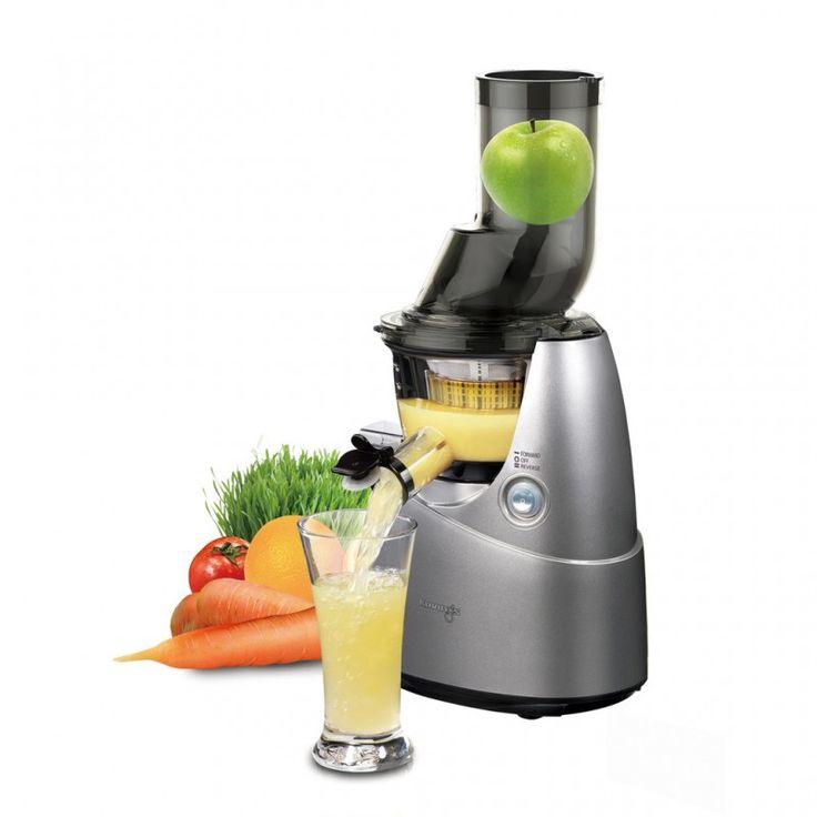 Doskonała wyciskarka do soków Kuvings Whole Juicer B6000S na pewno spełni twoje wymagania