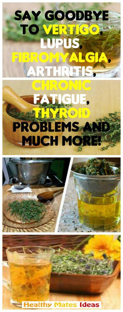 SAY GOODBYE TO VERTIGO, LUPUS, FIBROMYALGIA, ARTHITIS, CHRONIC FATIGUE, THYROID PROBLEMS AND MUCH MORE!