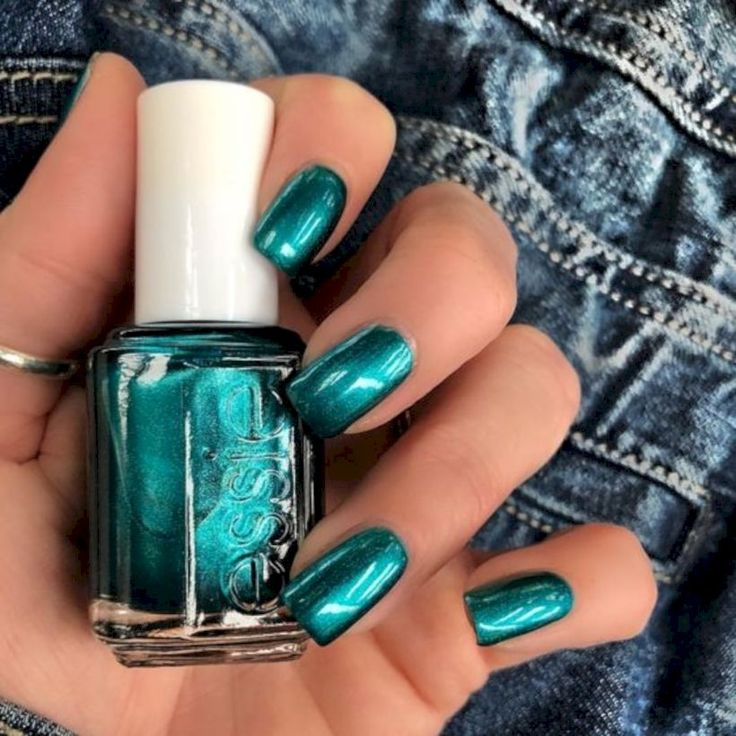 41 Stunning Bling Nail Polishes for Your Class Character – Bunte Nägel