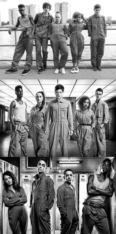 Nathan will always be my favorite of the #Misfits