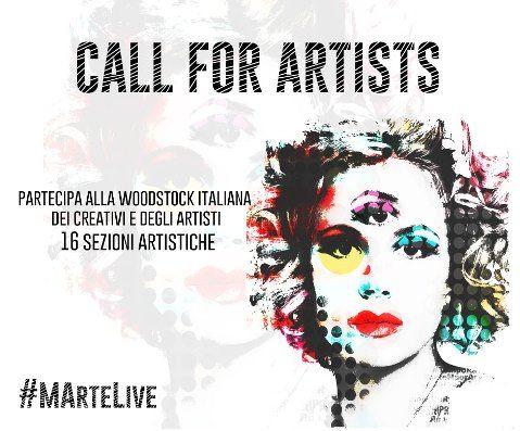 MARTELIVE DANZA 2017, #CALL PER ARTISTI: DEADLINE 15 NOVEMBRE 2017   MezzoStampa - l'informazione di Scafati e dintorni