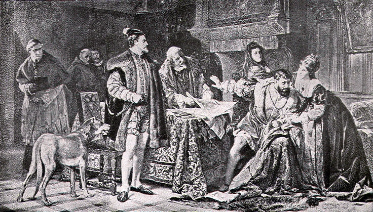 an introduction to the history of the wars between england and spain Start studying ap us history an agreement between portugal and spain which declared that newly two wars fought between us and the barbary states.