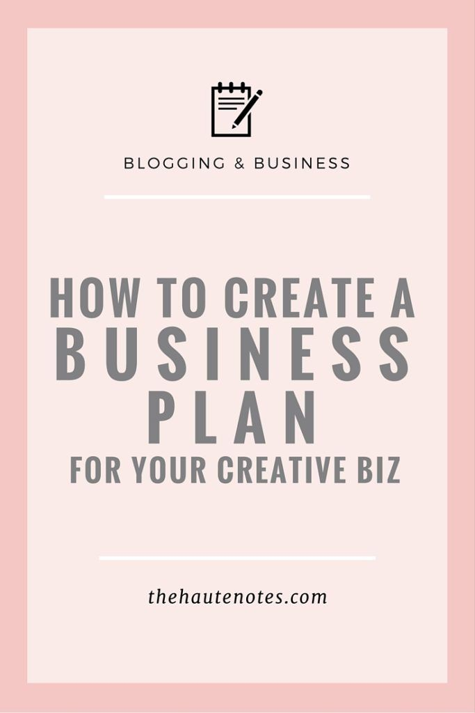 1. A business plan is vital to helping you get finance