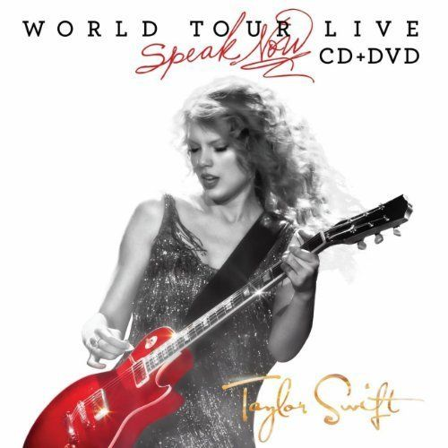Speak Now World Tour Live Deluxe Edition, Extra tracks, CD+DVD Edition by Taylor Swift (2011) Audio CD