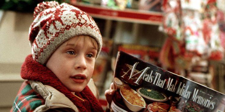 Home Alone (1990) - เรื่องนี้เราดูกับแม่ที่ช่องเจ็ดตอนเช้า หนังน่ารักดี ||| มุมที่เราดูหนังก็เป็นมุมชาวบ้านคนนึงไม่ได้วิเคราะห์ขนาดคนทำหนัง บอกได้แค่ว่า ดีหรือไม่ รู้สึกอย่างไร