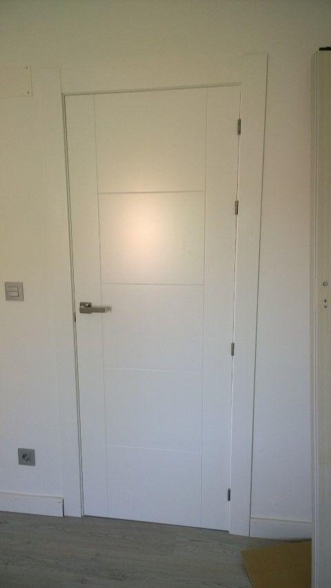 17 mejores ideas sobre puertas lacadas en pinterest - Puertas originales interiores ...