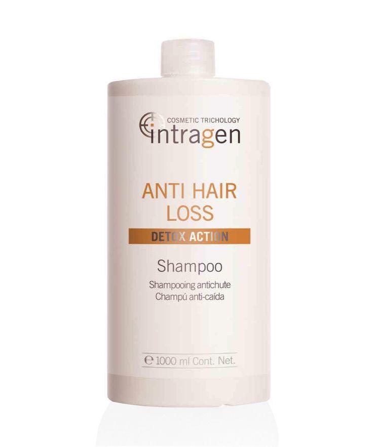 intragen cosmetic trichology Anti-Hair-Loss Shampoo 1000ml.