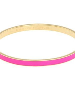 Kate Spade New York Hot to Trot Idiom Bangle #accessories  #jewelry  #bracelets  https://www.heeyy.com/suggests/kate-spade-new-york-hot-to-trot-idiom-bangle-flo-pink/