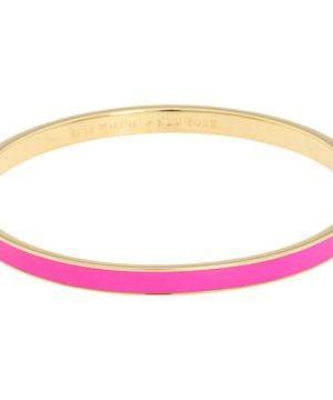 Kate Spade New York Hot to Trot Idiom Bangle #accessories  #jewelry  #bracelets  https://www.heeyy.com/suggests/kate-spade-new-york-hot-to-trot-idiom-bangle-flo-pink/