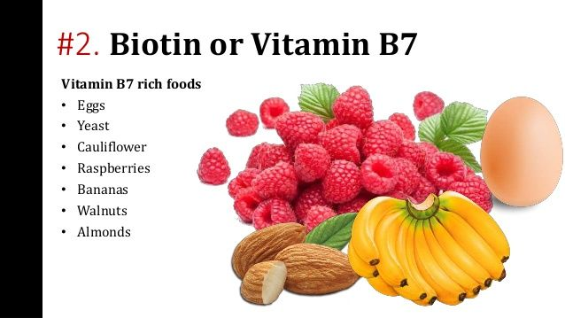 biotin foods for hair growth - Google Search