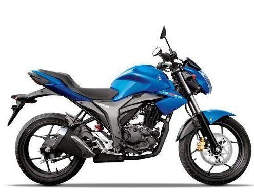 Suzuki Gixxer 150 Price