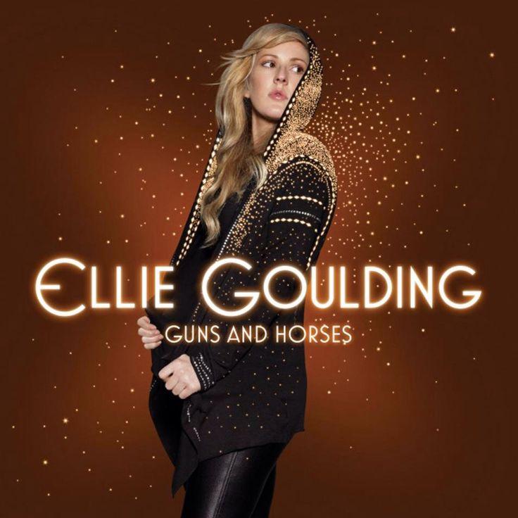 Caratula Frontal de Ellie Goulding - Guns And Horses (Cd Single)