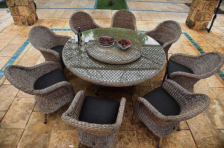 32 best images about garden furniture muebles de jardin for Muebles tkr garden