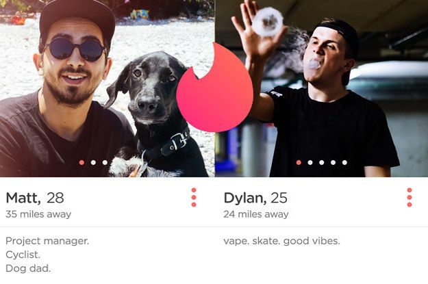 Swipe Right Or Left On Tinder And We'll Reveal The Type Of Guys You