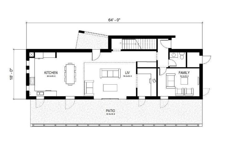 Eco house plans eco house floor plans submited images pic 2 fly 990x660 mom 39 s house - Narrow home floor plans ideas ...