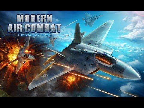 Modern Air Combat: Team Match - Pertempuran Udara Modern