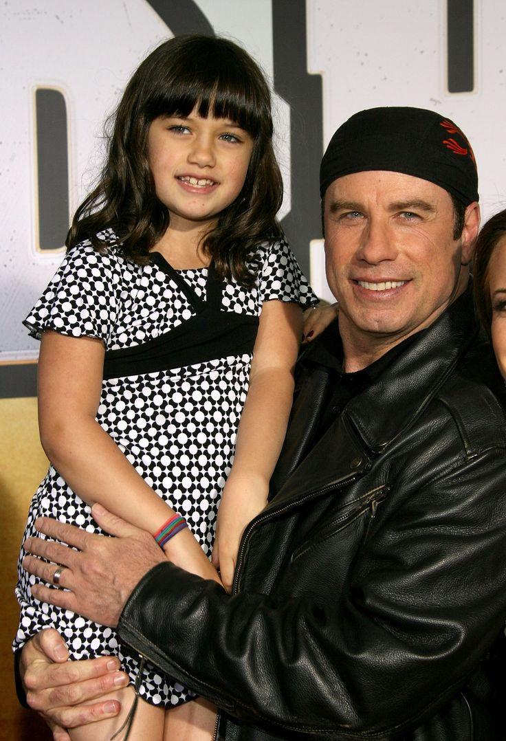 You Won't Believe What John Travolta's Daughter Ella Bleu Looks Like Now!
