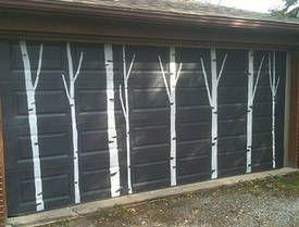 Toronto Neighbours Turn Their Laneway Into A Garage Door Art Gallery    Boing Boing