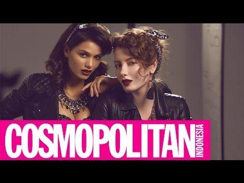 Inspirasi Makeup 80an ala Madonna - YouTube