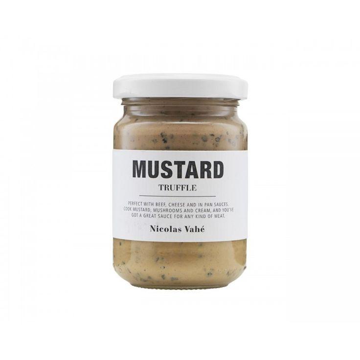 Mustard With Truffle - 140 g