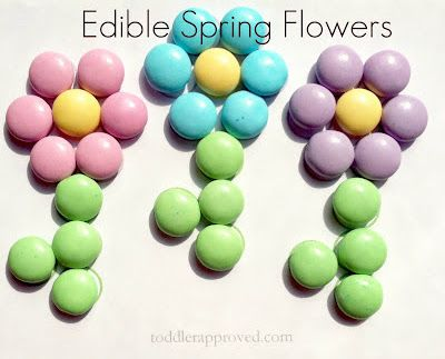 Edible Spring Flowers