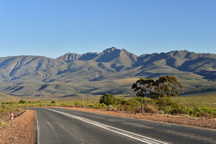 Karoo Landscape, Eastern Cape, South Africa | by South African Tourism