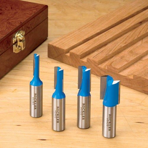 So you've got a router but which bits should you buy? Learn more about the different profiles of router bits and how to pick the right one for your woodworking project.