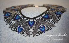 Collar 'Magpie's Luck' by aoimevelho on DeviantArt
