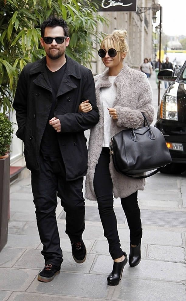 Nicole Richie just has to always look awesome!