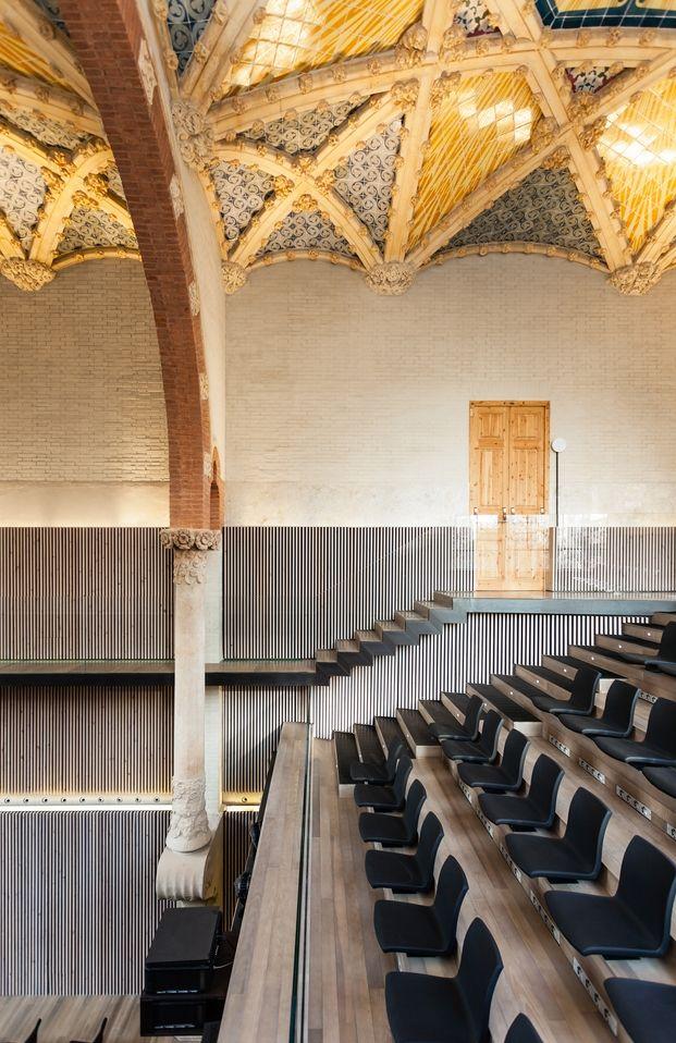 Ganadores De Los XIII Premios Cerámica De ASCER. Spanish  ArchitectureArchitecture DetailsArchitecture Interior ...