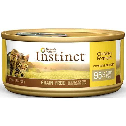 Nature's Variety Instinct Can Cat Chicken 5.5oz Case 24 >>> Continue to the product at the image link. (This is an affiliate link and I receive a commission for the sales)