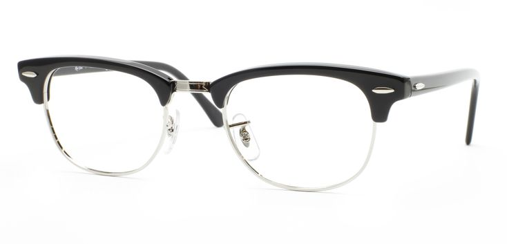 Glasses Frame In Style : Ray-Ban RX5154 - Clubmaster Eyeglasses Sunglasses, Ray ...