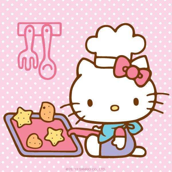 #HelloKitty cooking day | My Hello Kitty world | Pinterest