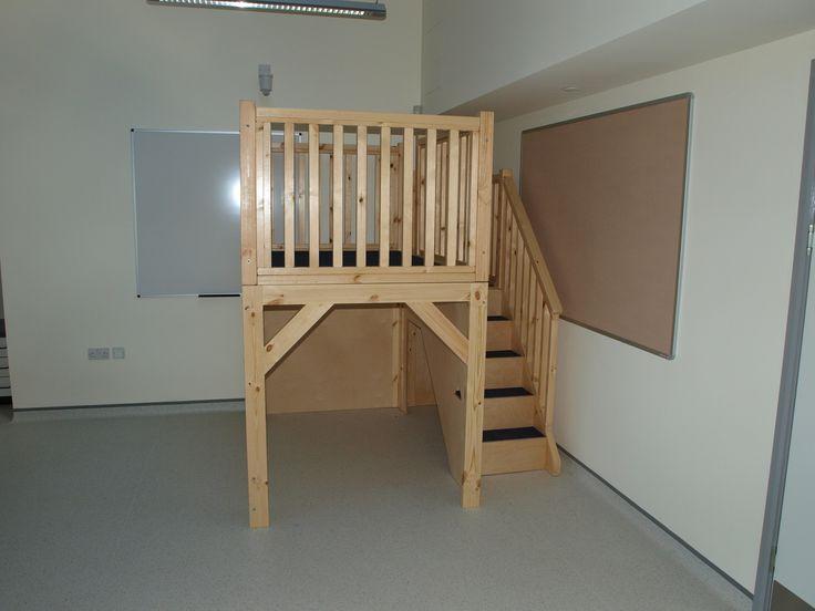 Classroom Loft Ideas : Best images about classroom lofts on pinterest the