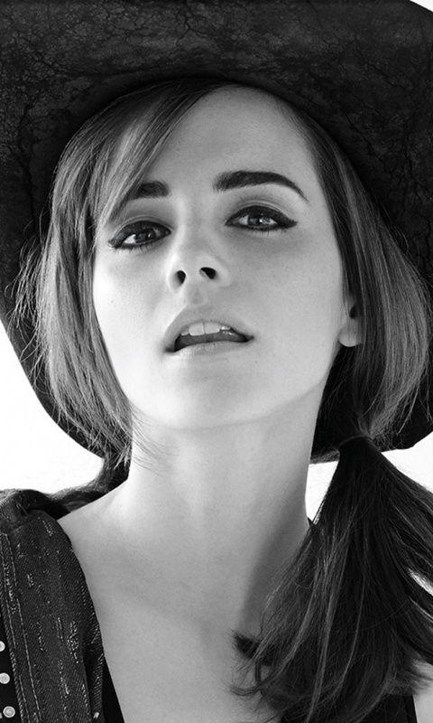 Emma Watson Actress Celebrity Cowboy Hat 480x800 Wallpaper Actrises Emma Watson Emma Watson Wallpaper Emma Watson Sexiest Emma watson wallpaper hd iphone