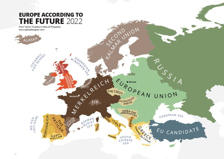 Europe - according to the future!