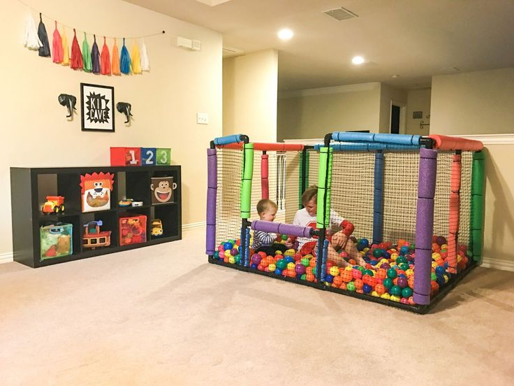 Best 25 ball pits ideas on pinterest ball pit sensory for Bedroom ideas 8 year old boy